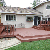 Decking companies san   Francisco