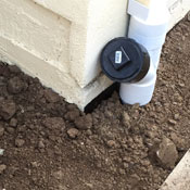 French Drains companies Burlingame
