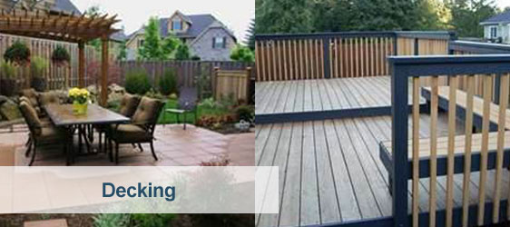 Decking company san Francisco