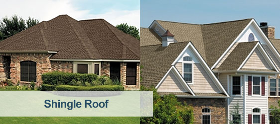 shingle roofing companies  Burlingame